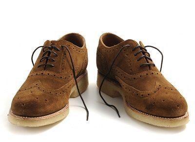 Как восстановить цвет замши на кроссовках