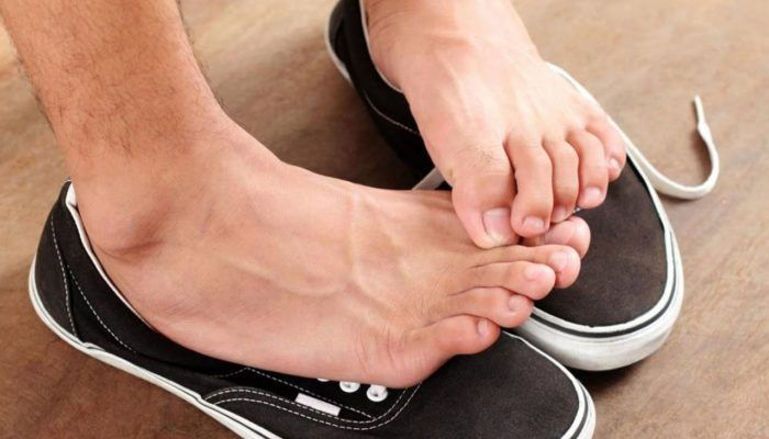 Что нужно сделать чтобы не пахла обувь