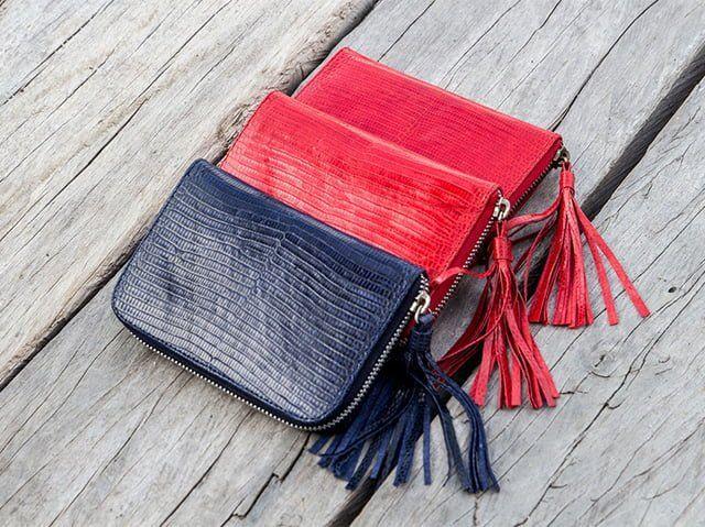 Как постирать кожаный кошелек