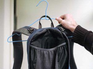 Как постирать рюкзак в ручную