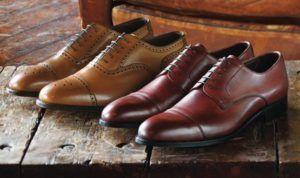 Как разносить лакированные туфли в домашних условиях