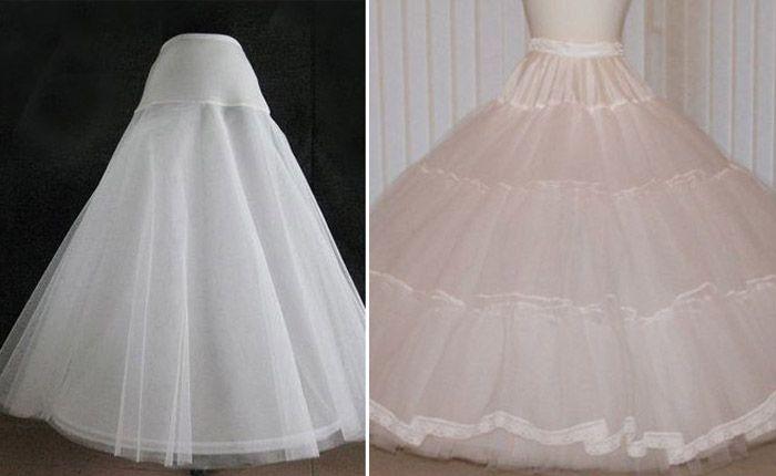 Как сшить кольца для платья