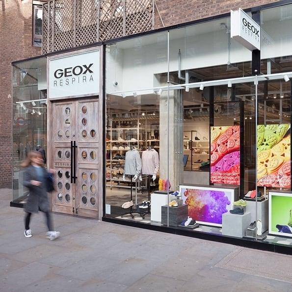Выручка Geox Group снизилась в 2019 году, продажи в России показывают рост.  Оборот продаж Geox достиг 805,9 млн евро в 2019 ...