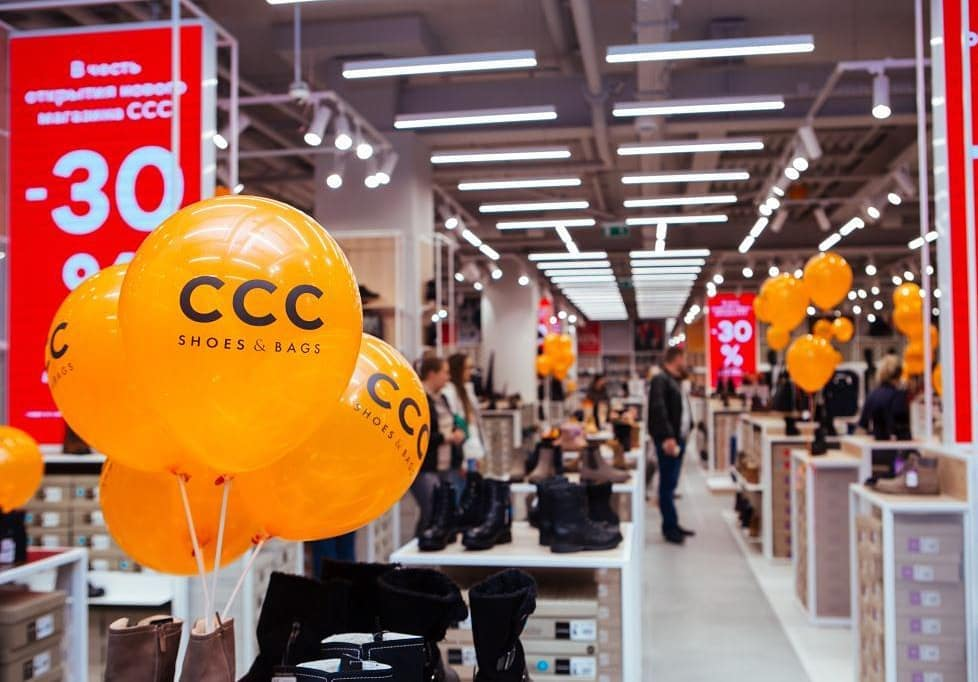 Польская CCC открыла онлайн-магазин в Словакии.  В последние дни 2020 года польская обувная розница CCC запустила онлайн-плат...