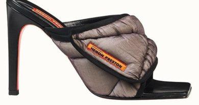 В дизайне босоножек Heron Preston все детали – в ключе последних трендов.  Американский дизайнер Херон Престон (Heron Preston...