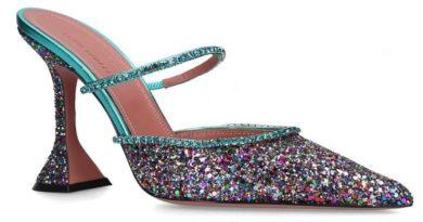 Amina Muaddi выпустила коллекцию для Harrods  Живущая и работающая в Париже дизайнер обуви Амина Муадди (Amina Muaddi) разраб...