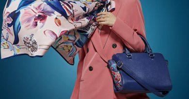 Avon выпустила коллекцию аксессуаров с московской Solstudio Textile Design.  Компания Avon и московская студия текстильного д...