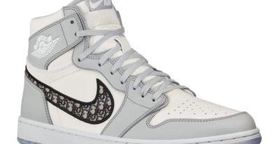 Кроссовки Nike x Dior Air Jordan 1 выпустят в апреле.  Не успели утихнуть разговоры о выпуске кроссовок Prada x Adidas, как п...