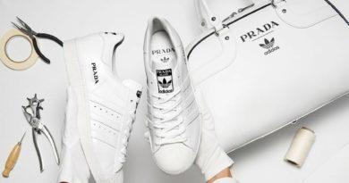 Prada и Adidas официально объявили о коллаборации Superstar Sneaker.  Все вещи коллаборации Prada x Adidas Superstar Sneaker ...