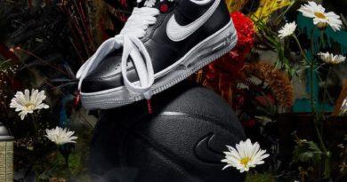 Nike выпустил кросcовки в коллаборации с k-pop звездой G-Dragon  Вышла модель кроссовок Nike Air Force 1созданая в коллаборац...