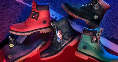 Новый виток сотрудничества обувного бренда Timberland с Национальной Баскетбольной Ассоциацией вылился в лимитированную колле...