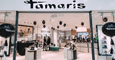 Tamaris открыл магазин в Мурманске.  1 ноября 2019 г. немецкий бренд обуви Tamaris открыл монобрендовый магазин в ТРК «Plazma...