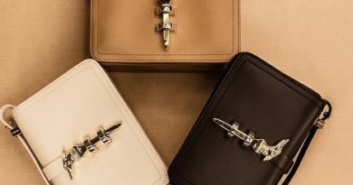 Trussardi обновил дизайн сумки The Leila.  Люксовый бренд Trussardi обновил дизайн своей архивной модели – сумки The Leila и ...