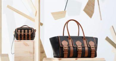 Acne Studio и Mulberry смешали стили.  Вышла совместная коллекция сумок двух конкурирующих модных брендов Acne Studio и Muldb...