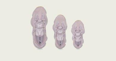 Adidas x Kanye West выпустили Yeezy Boost 500 Soft Vision.  Коллаборация Adidas x Kanye West представляет новый силуэт своих ...