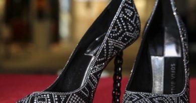 Как сообщает источник  на выставке обуви и изделий из кожи EKSPOSHOES-2019 в Стамбуле продана самая дорогая в Турции пара жен...