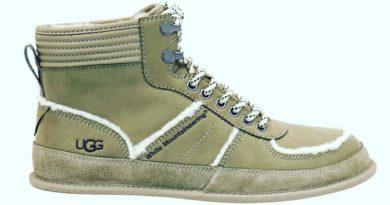UGG выпустил коллаборацию с японским брендом White Mountaineering.  Зимние кроссовки-ботинки выпущены в коллаборации UGG и яп...
