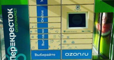 Ozon лидирует по числу постаматов.  Сеть собственных постаматов интернет-магазина Ozon составляет более 4500 точек— на10 ок...