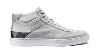 Santoni и Mercedes-AMG выпустили коллекцию кроссовок.  Результатом коллаборации итальянского производителя обуви и аксессуаро...
