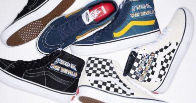 Supreme и Vans объявили о новой коллаборации.  Нью-Йоркский бренд Supreme объявил о планах выпуска новой капсулы совместно со...