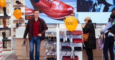 В Москве открылся новый магазин ССС  Польская розничная сеть обуви и аксессуаров ССС открыла новый фирменный магазин в Москве...