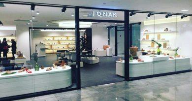 Французский обувной бренд  открыл магазин в Москве.  Первый магазин французского бренда женской обуви Jonak открылся на прошл...