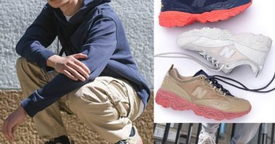 Вышла коллаборация New Balance и Herschel Supply.  Два модных бренда – американский бренд кроссовок New Balance и канадский б...