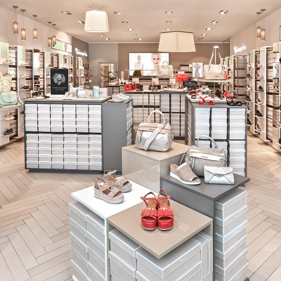 Tamaris открыл новый магазин в Санкт-Петербурге.  14 сентября немецкий бренд обуви Tamaris открыл новый фирменный магазин в С...
