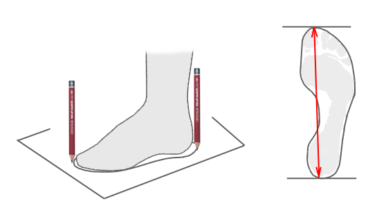 Английский размер обуви на русский