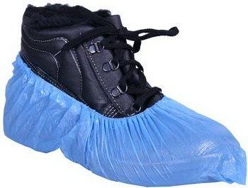 Бахилы: не только чехлы для обуви