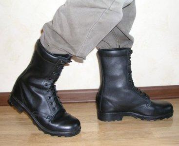Берцы: какие они бывают, кто носит и как носить.