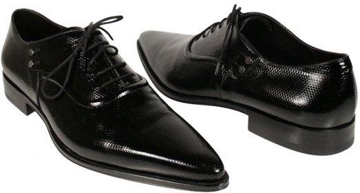 Виды модной мужской обуви
