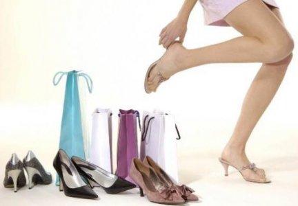 Женская обувь: как правильно выбирать