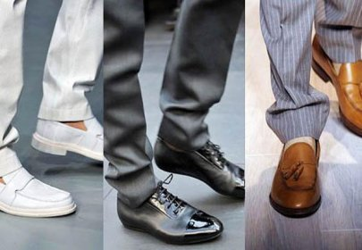 Мужская обувь: как выбирать